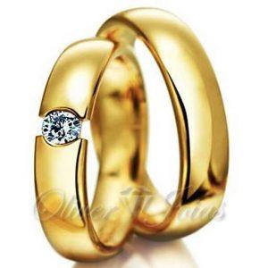 Aliança-de-ouro-casamento-e-noivado-Maringá
