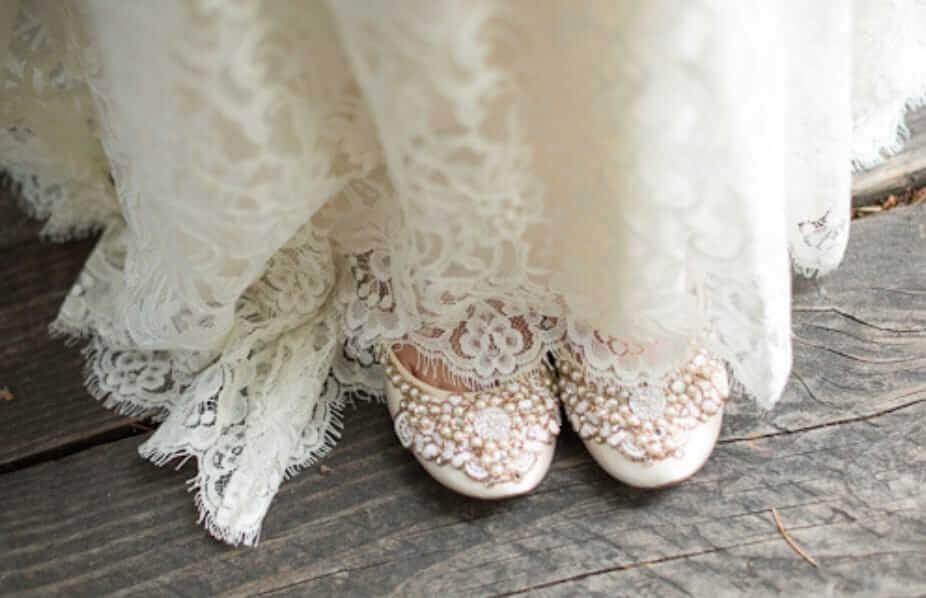 Sapatos para Noivas , QUAL USAR ?